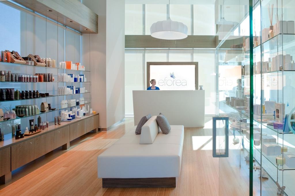 eforea: spa at Hilton Surfers Paradise Arrivals Area