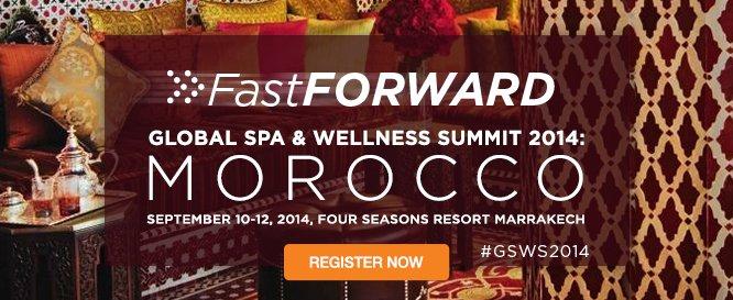 Spotkanie światowych liderów spa w Maroko