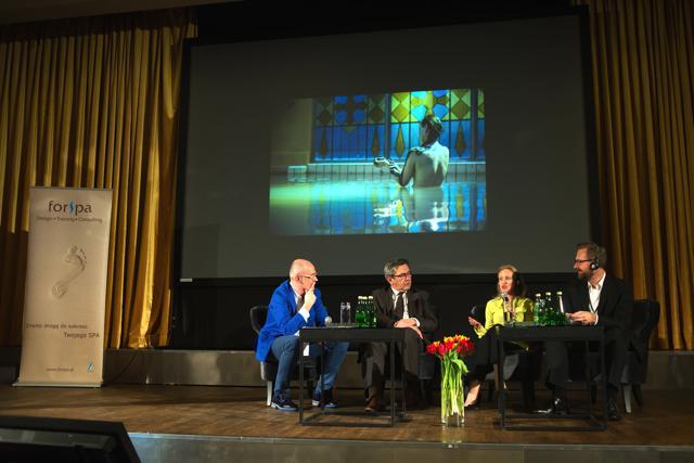 Arkadiusz Dawidowski (EFSPA), Bartłomiej Walas (POT), Sophie Benge (Wielka Brytania), Laszlo Puczko (Węgry)