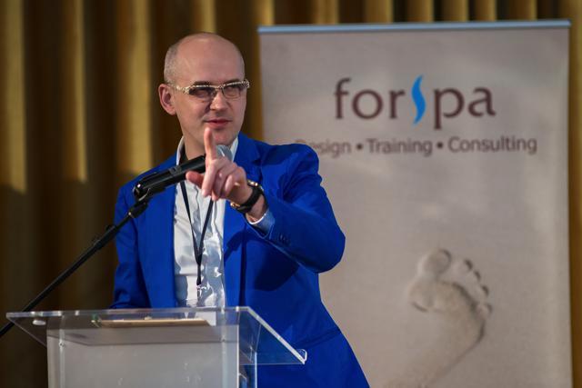 Arkadiusz Dawidowski, prezes Europejskiej Fundacji Spa