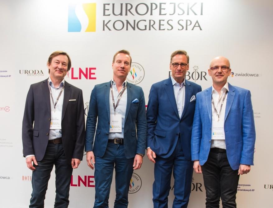 EKSPA 2017. Dr Krzysztof Krupka, Nils Behrens, dr Franz Linser