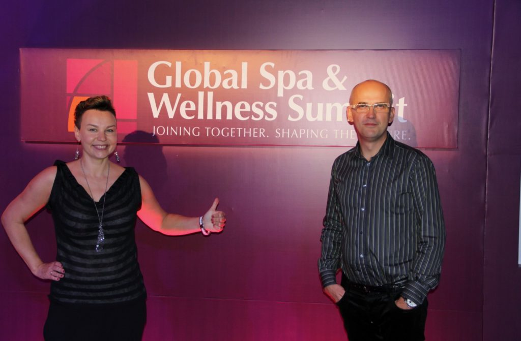 Global Spa & Wellness Summit 2013 Indie