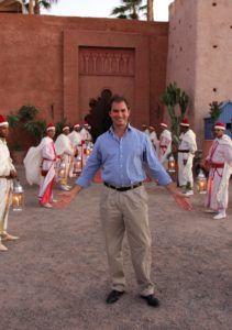 Jean Guy de Gabriac CEO Tip Touch International. Przyjaciel, mentor i genialny szkoleniowiec