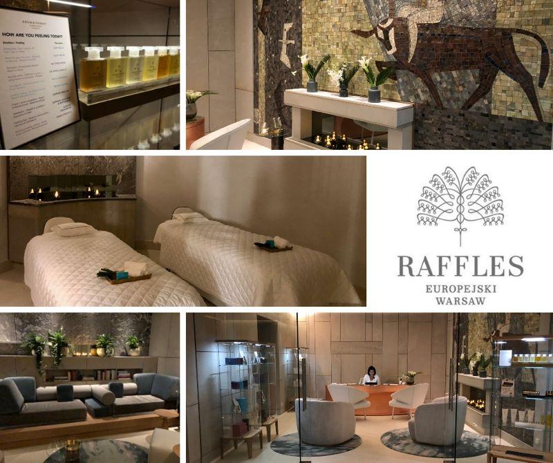 Raffles Europejski Spa Consulting