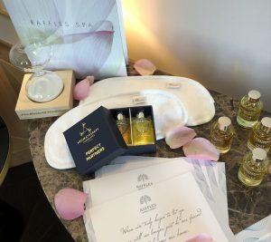 Raffles Europejski testuje pilotażowy program Sleep Rituals wspólnie z marką Aromatherapy Associates